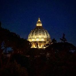 vatican-at-night